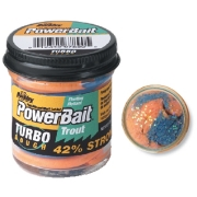 Berkley Powerbait Select Glitter Turbo Dough Blue Mango
