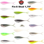 Lunker City Fin-S Shad 1,75
