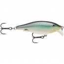 Rapala Scatter Rap Shad 7cm (BBH) Blue Back Herring