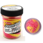 Berkley Powerbait Select Glitter Turbo Dough Pink Lemonade