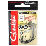 Gamakatsu Worm 330 Bottom Jigging  Gr. 2/0
