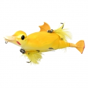 Savage Gear 3D Suicide Duck Ente 10,5cm yellow