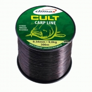 Climax Cult Carp Line Black 100m 0,30mm
