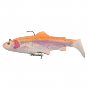 SG 4D Rattle Trout 20,5cm Golden Albino