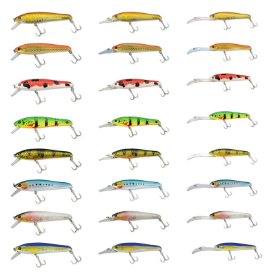 17g 10,8cm Quantum Minnow Gipsy sardine