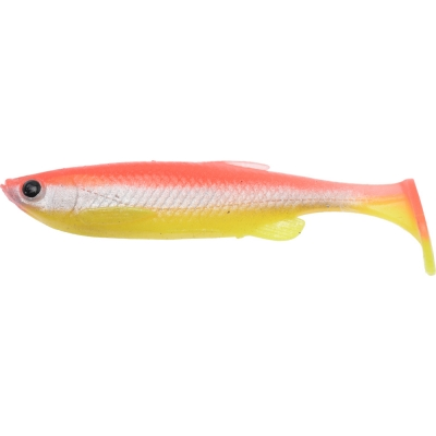 Savage Gear  Fat T-Tail Minnow Bulk 7,5cm YR Fluo