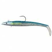 Savage Gear Sandeel Blue Silber 20cm, 150g