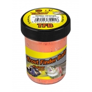 FTM Trout Finder Bait Kadaver glitter orange sinkend