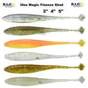 Illex Magic Finesse Shad