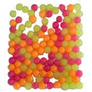 Vertix Vorfach Perlen 453135- S Mix gelb,orange,pink