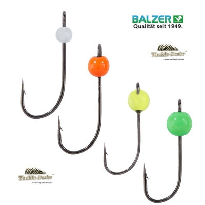 Balzer Trout Collector Haken mit Tungsten Kopf