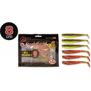 Quantum Mann´s Q-Paddler Power Pack Krill 8cm Allround...