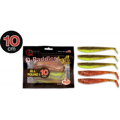Quantum Mann´s Q-Paddler Power Pack Krill 10cm Allround Mix 3567101