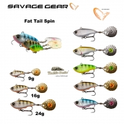 Savage Gear Fat Tail Spin