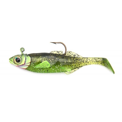 Gitzit Paddle Fry 3 Chartreuse