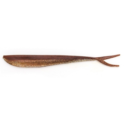 Lunker City Fin-S Fish 10 Rootbeer Shiner