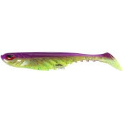 Berkley Ripple Shad 9cm New Purple Chartreuse