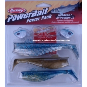 Berkley Seabass Attraction XL Pro Pack